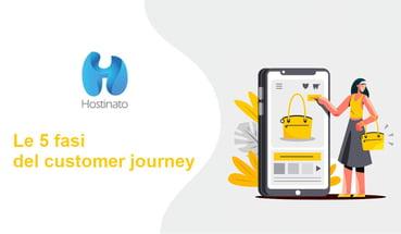 Le 5 fasi del customer journey