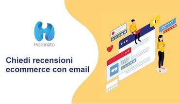 Chiedi recensioni ecommerce con email