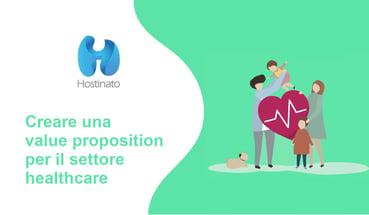 Creare una Value Proposition per il settore healthcare