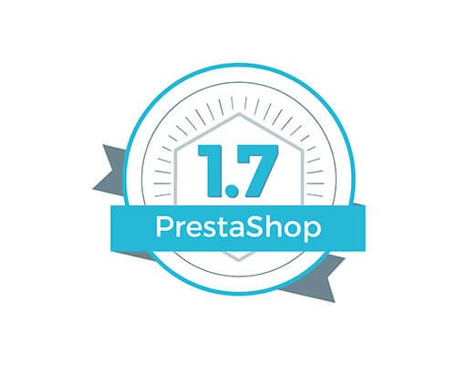 Prestashop nuova versione 1.7 logo
