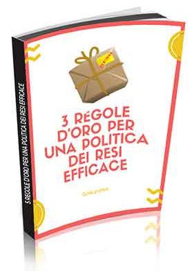 ebook 5 Regole Per Politica Resi Efficace Hostinato