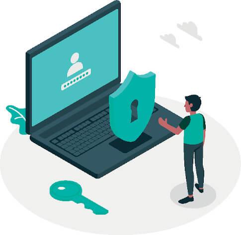 Immagine password